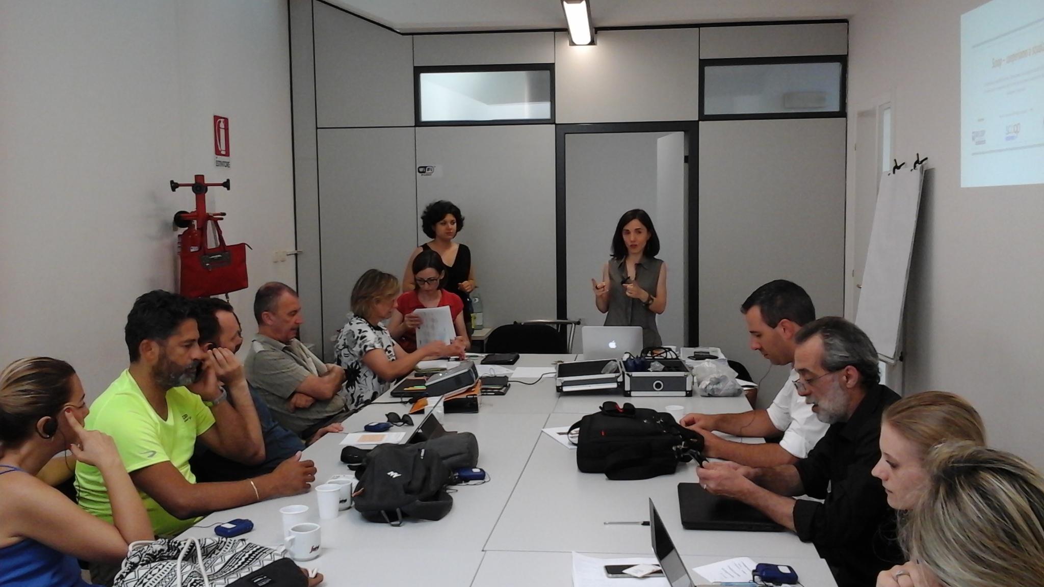 Delegazione estera in visita in Emilia-Romagna: alla scoperta del progetto SCOOP