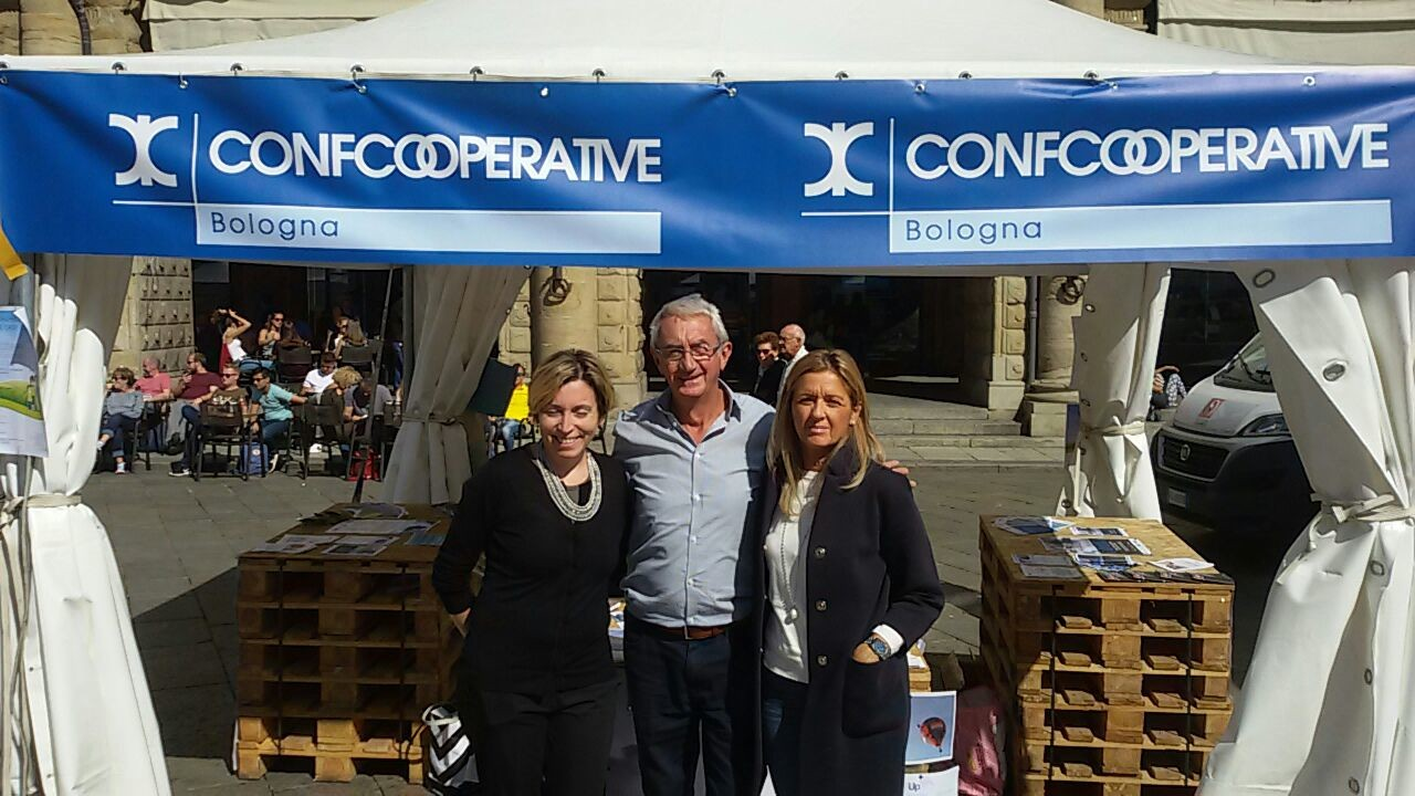 Irecoop al Festival Francescano 2017
