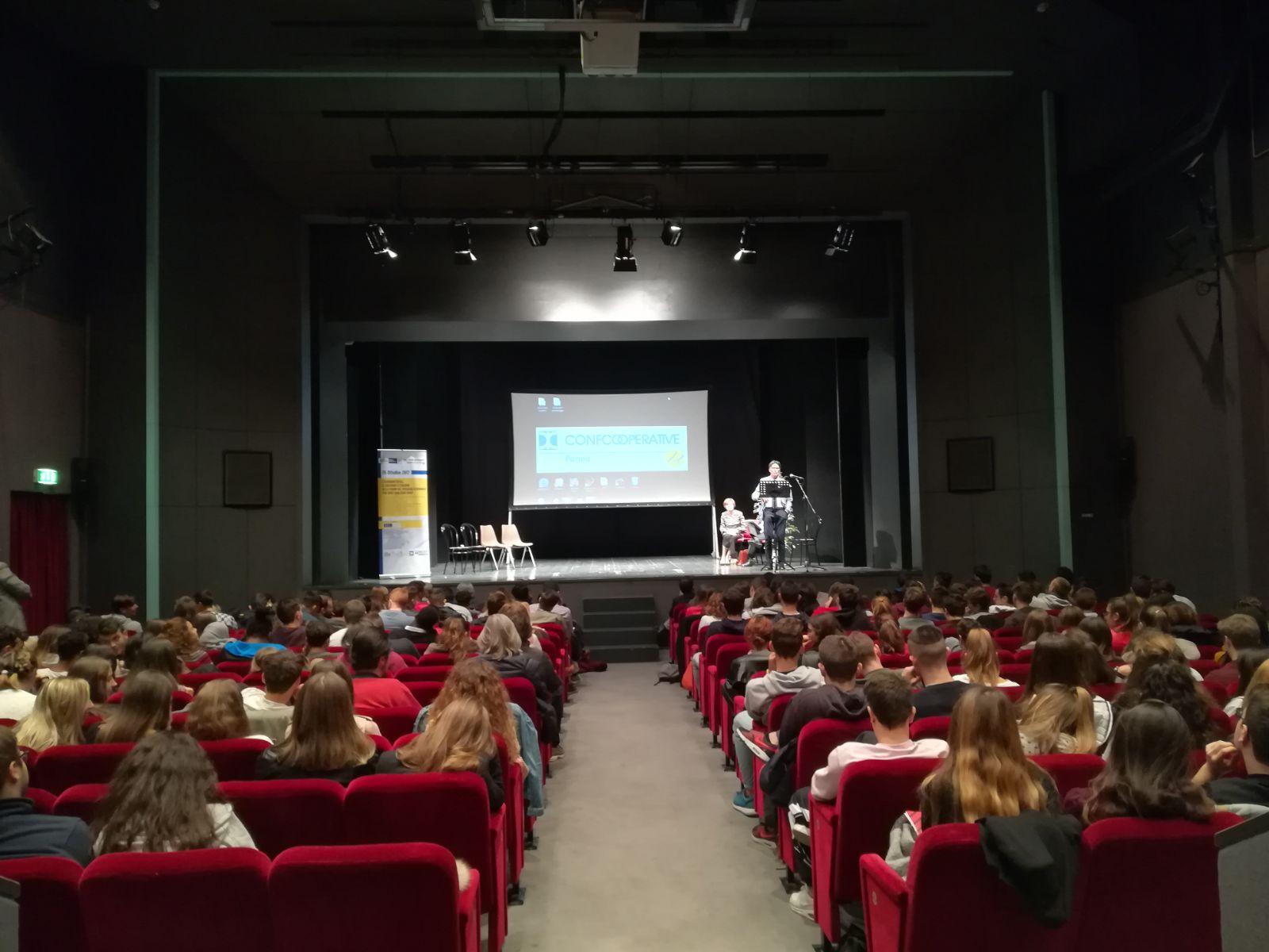 Economia civile a Parma per trasmettere una nuova cultura collaborativa