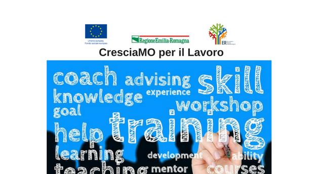 Novità: corsi gratuiti per disoccupati a Modena