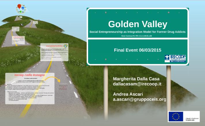 Irecoop ER- Prende il via una Nuova Cooperativa In Croazia grazie al Progetto Golden Valley