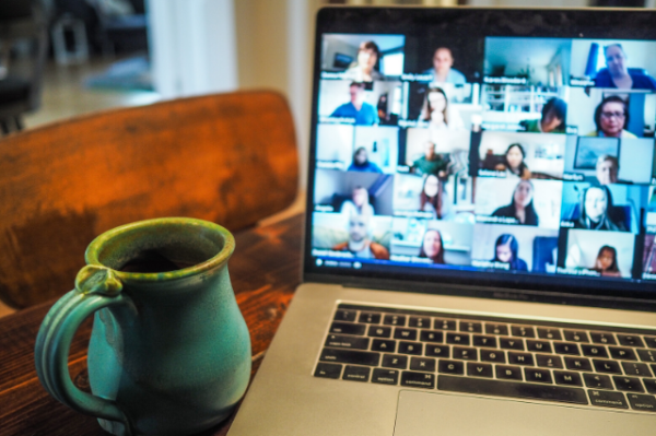 riunioni via web