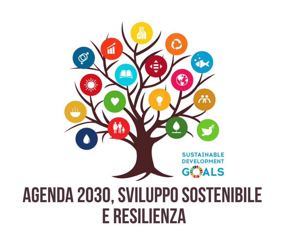 PERCORSI DI ORIENTAMENTO: AGENDA 2030, SVILUPPO SOSTENIBILE E RESILIENZA