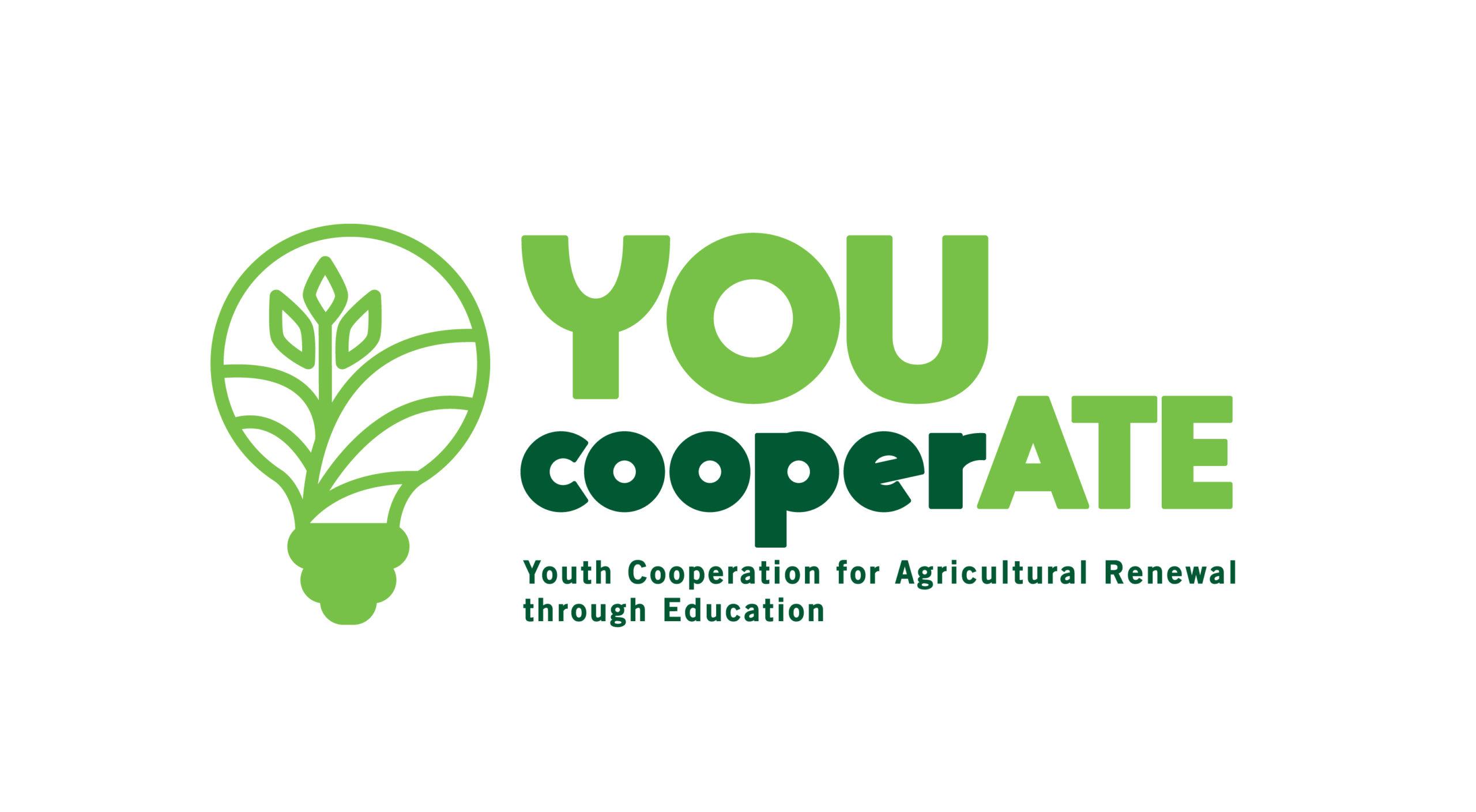 YOUCOOPERATE: in partenza l'attività con le scuole