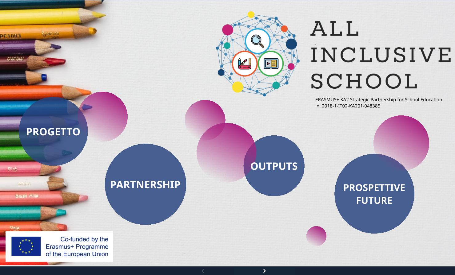 Evento finale All-Inclusive School: risultati e prospettive per una scuola inclusiva
