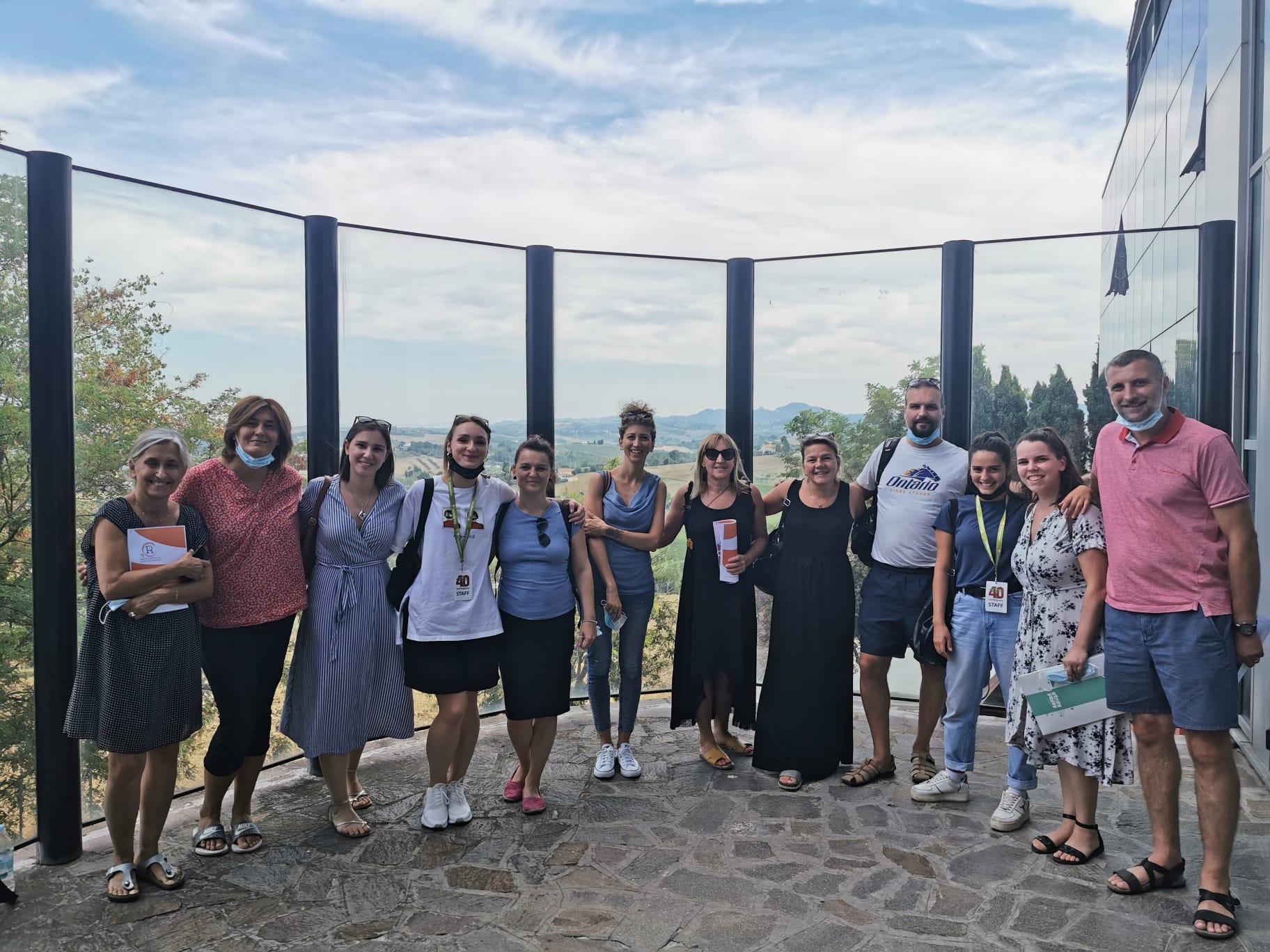 Study-visit dalla Croazia per conoscere le buone prassi del sistema cooperativo in Emilia-Romagna